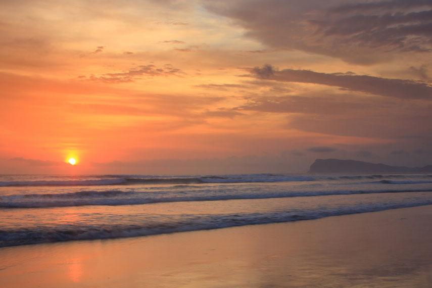 Triangulasi Keindahan Pantai Balik Alas Purwo Indonesiakaya Mempunyai Panorama Pemandangan