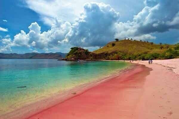 Panorama Pantai Pulau Merah Magicalworldcharm Kab Banyuwangi