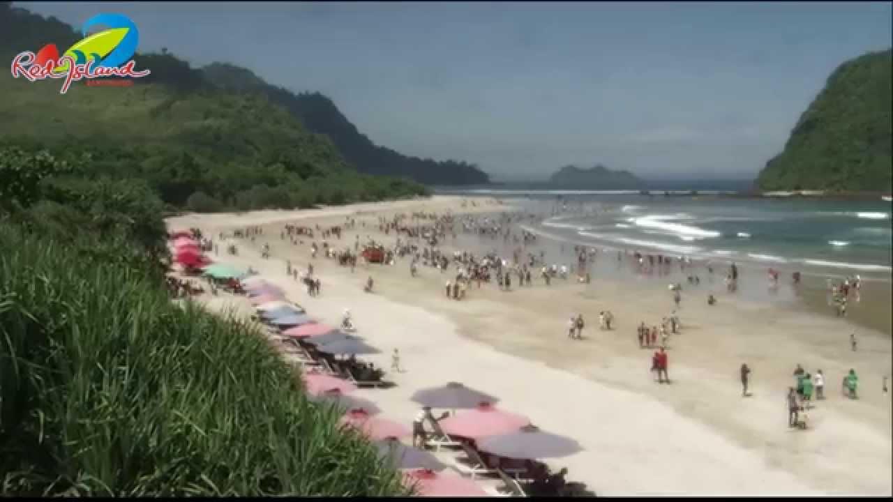 Pantai Pulau Merah Banyuwangi Youtube Kabupaten Official Ii Kab