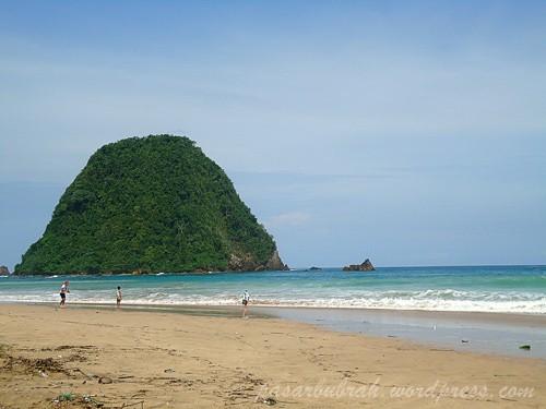 Pulau Merah Banyuwangi Indonesian Backpackers Kab