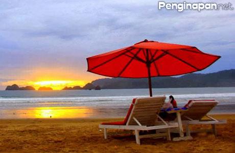 Pulau Merah Banyuwangi Pesona Fasilitas Harga Tiket Infobanyuwangi Kab