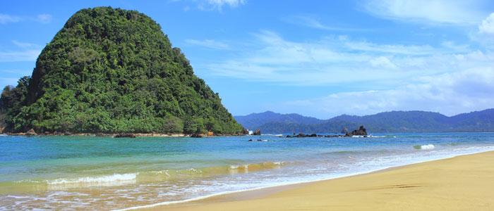 Pulau Merah Banyuwangi Utiket Kab