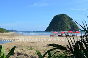 Wisata Banyuwangi Pulau Merah Paket Tour Kab