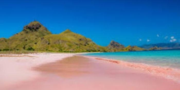 Yuuk Wisata Pantai Pulau Merah Banyuwangi Memikat Hati Kab