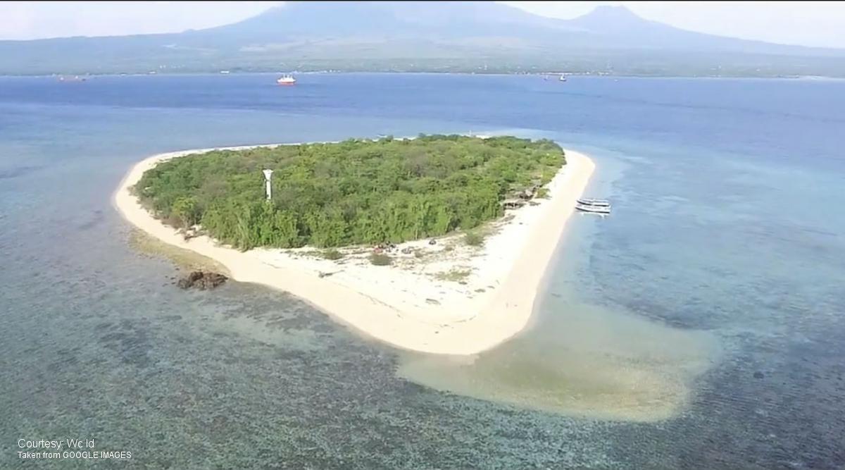 Banyuwangi Indonesia Holiday Network 1 Pulau Tabuhan Kab