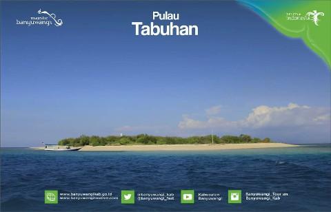 Informasi Lengkap Pesona Pulau Tabuhan Banyuwangi Pariwisata Kab