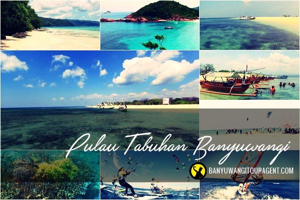 Pulau Tabuhan Banyuwangi Surga Tersembunyi Wisata Kab