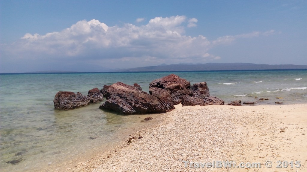 Pulau Tabuhan Banyuwangi Wisata Tour Bebatuan Island Kab