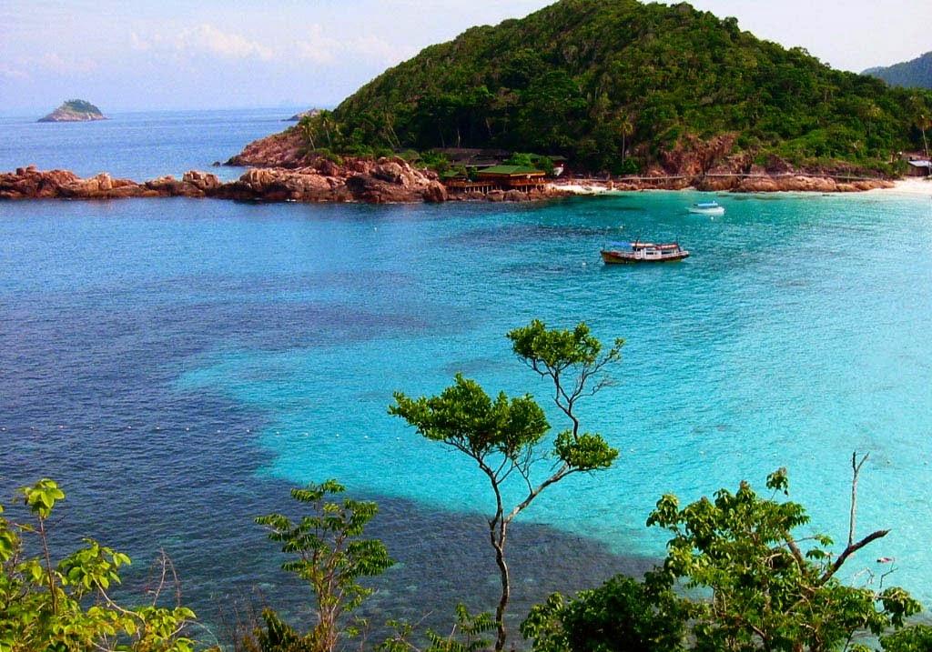 Pulau Tabuhan Eksotisme Alam Menakjubkan Banyuwangi Jawa Timur Kab