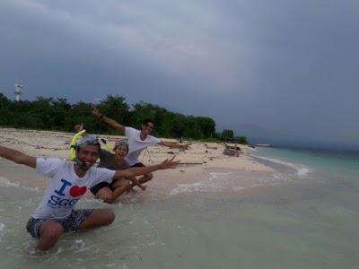 Pulau Tabuhan Jawa Timur Kab Banyuwangi