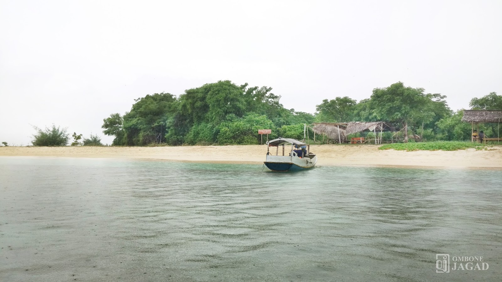 Pulau Tabuhan Kecil Ujung Timur Jawa Mendunia Banyuwangi Terkenal Sloganya