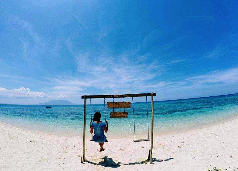 Pulau Tabuhan Menawan Selat Bali Okezone Lifestyle Https Img Okeinfo