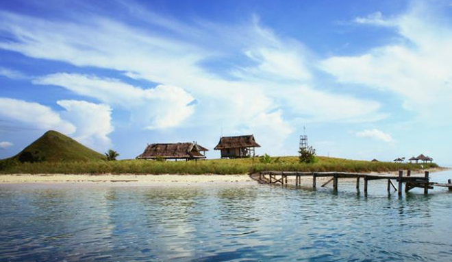 Pulau Tabuhan Mutiara Banyuwangi Indolah Kab