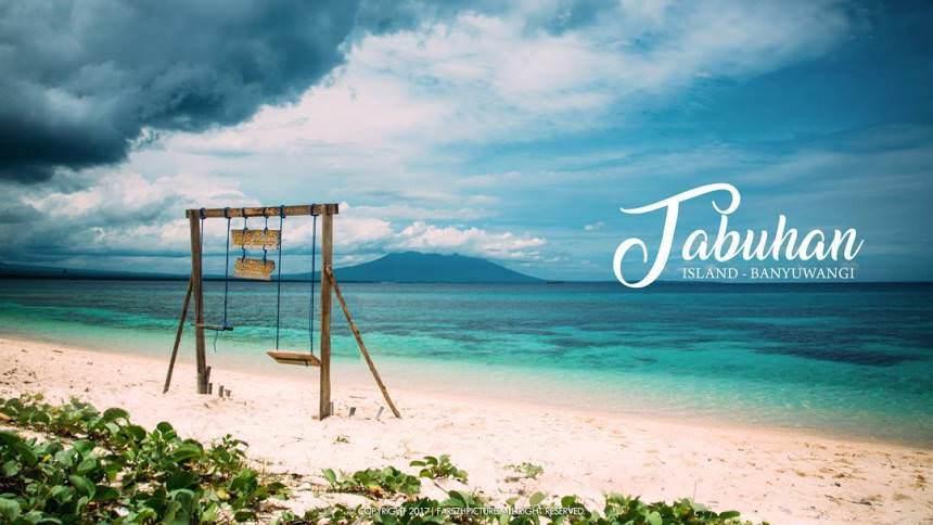 Pulau Tabuhan Pembuat Rasa Sayange Pasangan Semakin Bledak Sebuah Surga