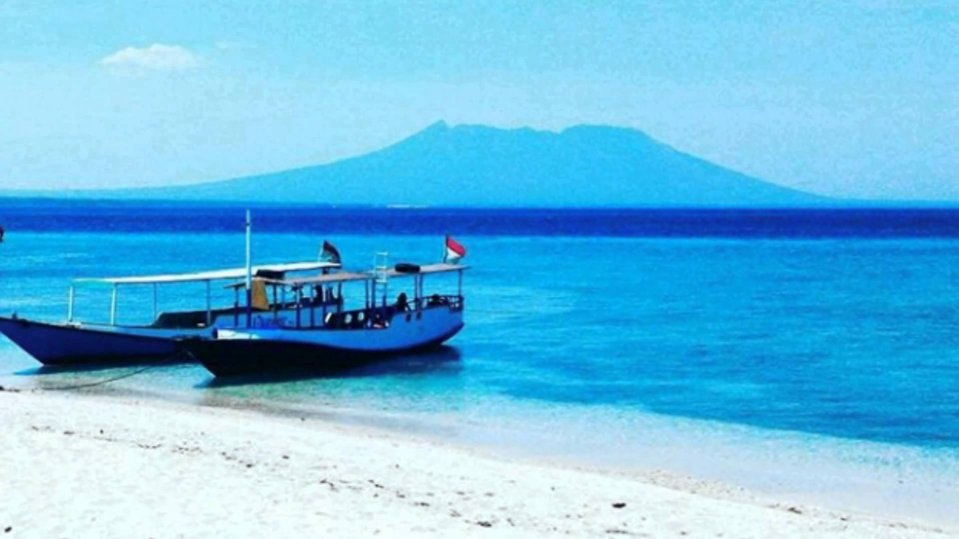 Tabuhan Island Banyuwangi East Java Indonesia Pulau Jawa Timur Youtube