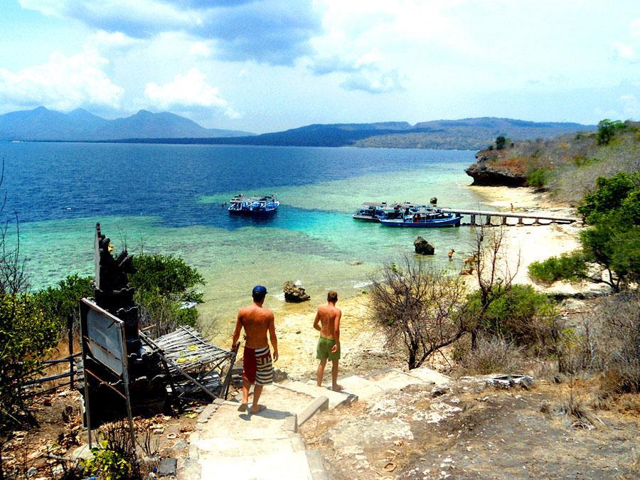 Trip Pulau Menjangan Tabuhan Surga Selat Bali Kab Banyuwangi