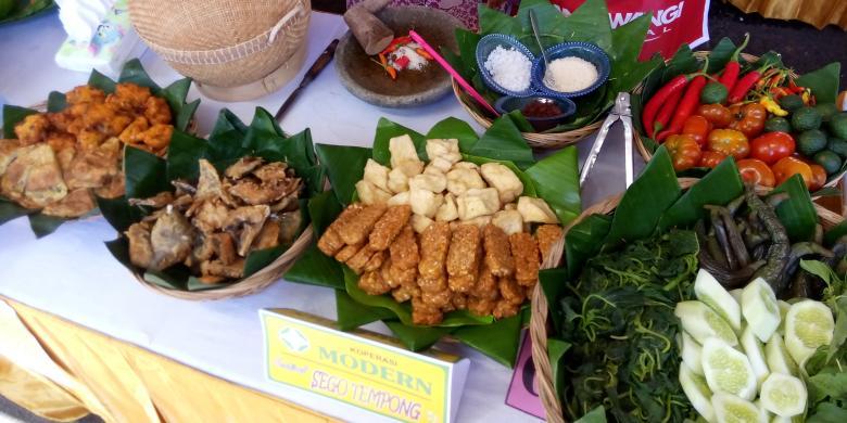 Banyuwangi Gelar Festival Sego Tempong Taman Blambangan Kompas Kabupaten Menggelar