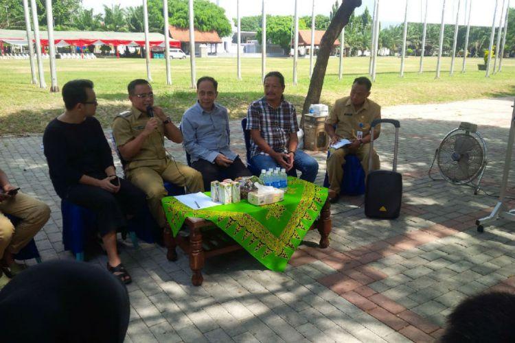 Banyuwangi Merdeka Bupati Anas Minta 3 Arsitek Kondang Renovasi Taman