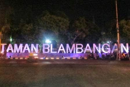 Desaku Kerajaan Blambangan Blog Anak Nelayan Taman Alun Kota Banyuwangi