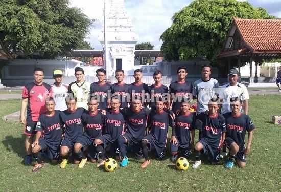 Popda Berebut Final Kabupaten Banyuwangi Harian Bhirawa Online Tim Sepak