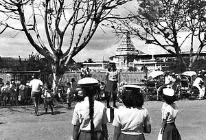 Taman Blambangan Wikipedia Bahasa Indonesia Ensiklopedia Bebas Kab Banyuwangi