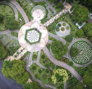 Temukan Sisi Lain Banyuwangi Taman Sritanjung Kesiniaja Blambangan Kab