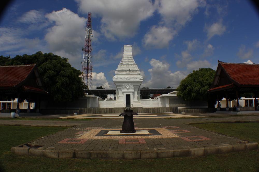 Wisata Budaya Banyuwangi Wonderful Taman Blambangan Gasibu 2 Kab