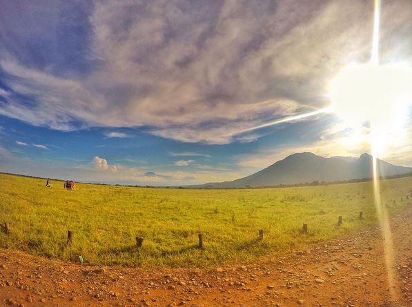 Afrika Pulau Jawa Taman Nasional Baluran Kotakwisata Begitulah Sebagian Wisatawan