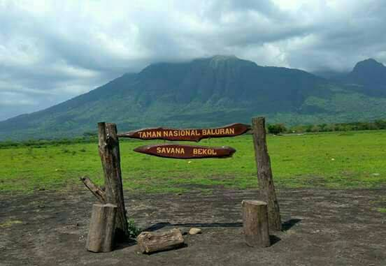 Langit Banyuwangi Outbound Tour Related Taman Nasional Baluran Kab
