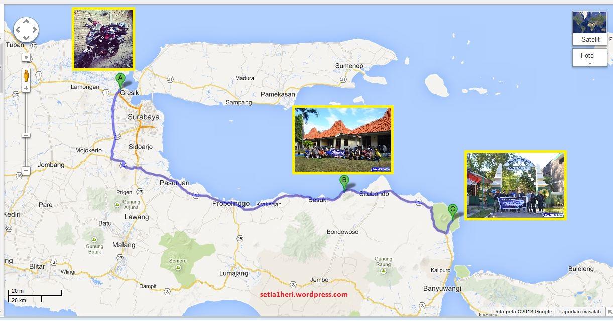 Pesona Africa Van Java Taman Nasional Baluran Jawa Timur Gresik