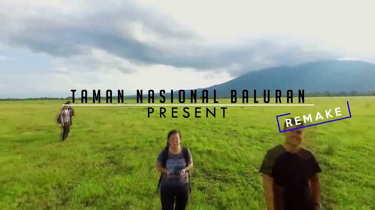 Taman Nasional Baluran Explore Banyuwangi Youtube Kab