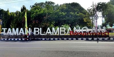 10 Gambar Taman Blambangan Kabupaten Banyuwangi Jawa Timur Hotel Signage
