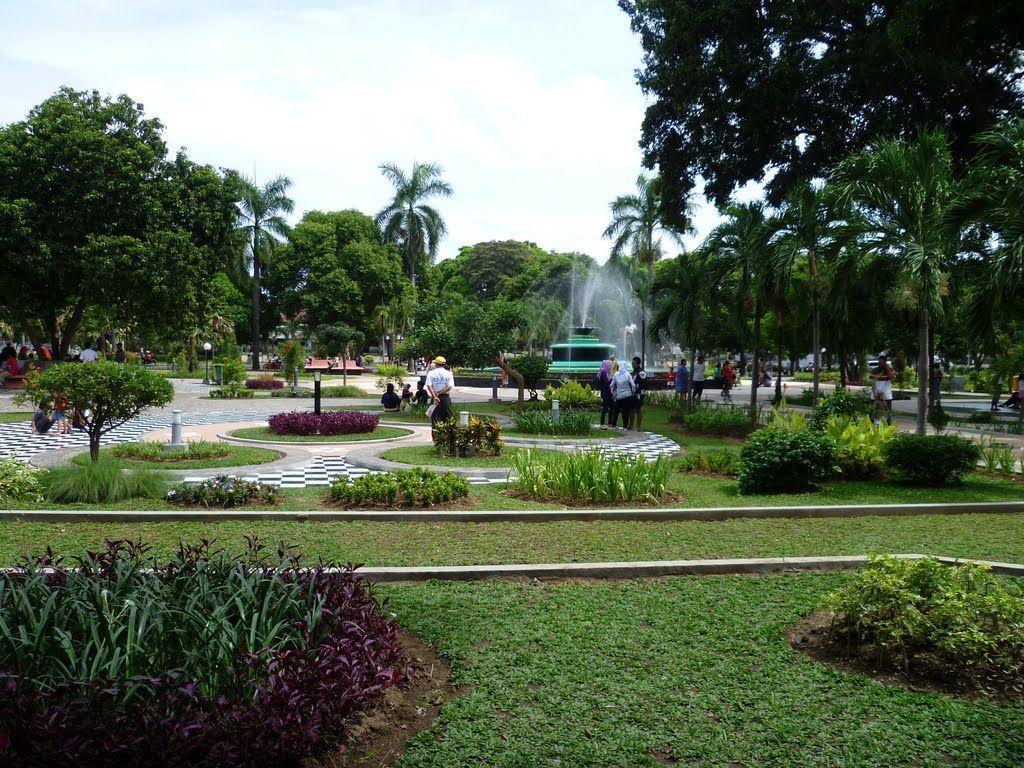 65 Tempat Wisata Banyuwangi Terkenal Menarik Dikunjungi Taman Sritanjung Kab