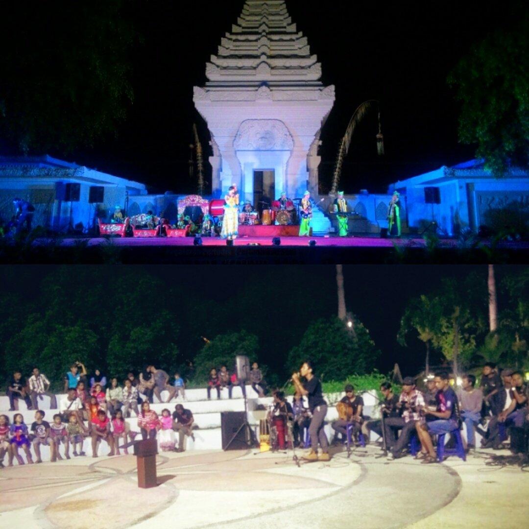 Banyuwangi Tourism Twitter Pertunjukan Aktualisasi Seni Grup Musik Lare Osing