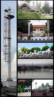 Banyuwangi Wikipedia Bahasa Indonesia Ensiklopedia Bebas Kerajinan Bata Sumberrejo Kantor