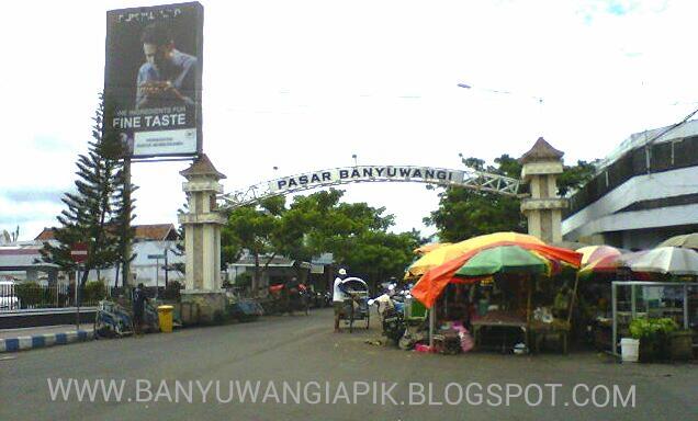Cantiknya Taman Sri Tanjung Banyuwangi Bagus Sisi Selatan Sritanjung Terdapat