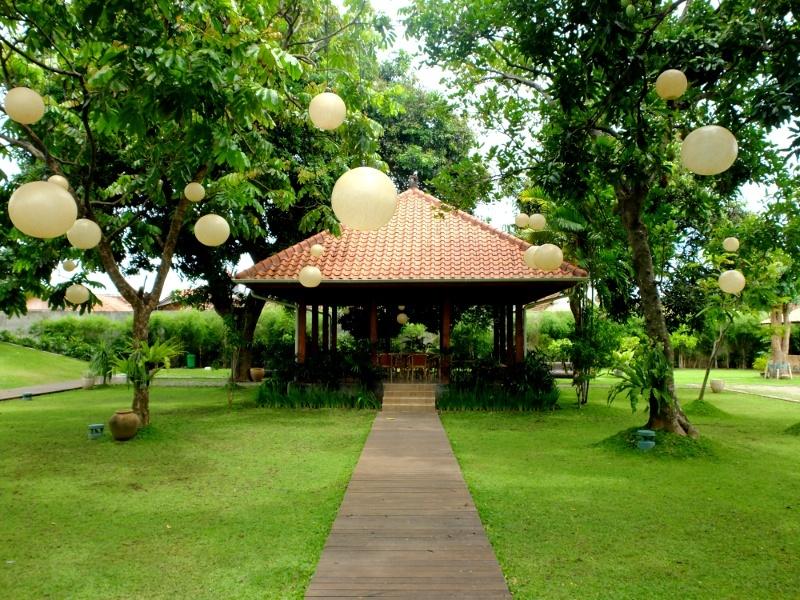 Rumah Dinas Bupati Banyuwangi Keren Bisa Dimasuki Turis Taman Sritanjung