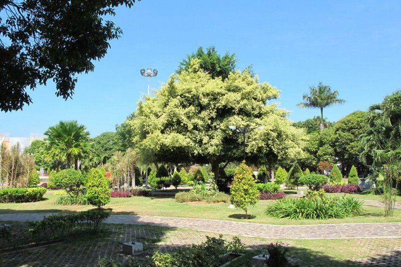 Taman Sritanjung Banyuwangi Contoh Kota Cantik Foto 1 10 Kab