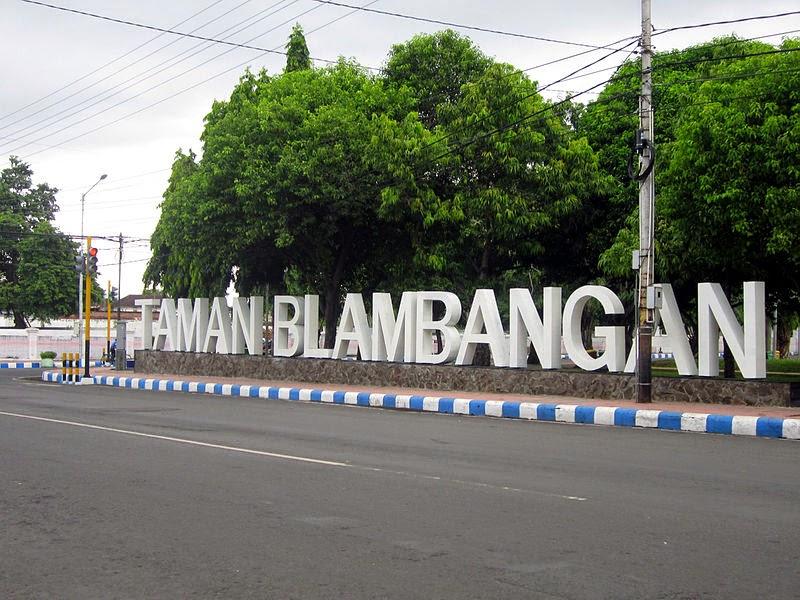 Wisata Jawa Timur Taman Blambangan Banyuwangi Sritanjung Kab