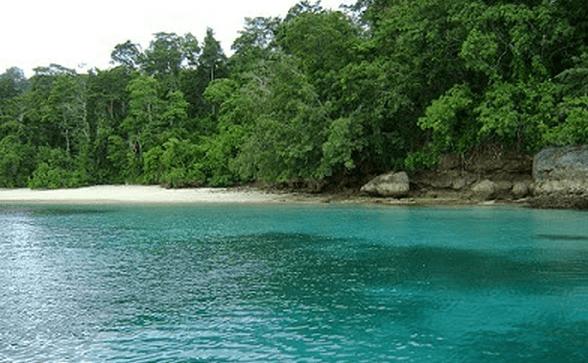 Blue Bay Surga Bahari Tersembunyi Banyuwangi Rihoen Magazine Teluk Biru