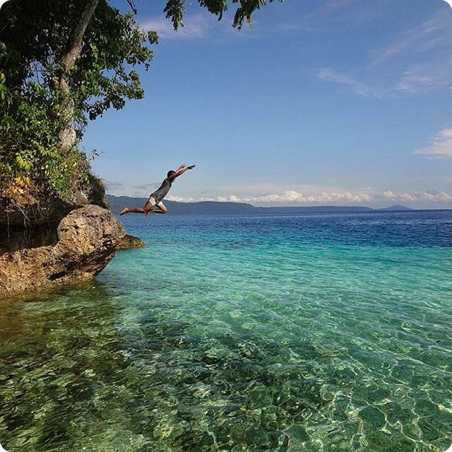 Blue Bay Teluk Banyuwangi Serasa Liburan Mewah Luar Blu Instagram
