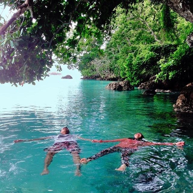 Deretan Pantai Banyuwangi Nggak Kalah Indah Bali Teluk Biru Instagram