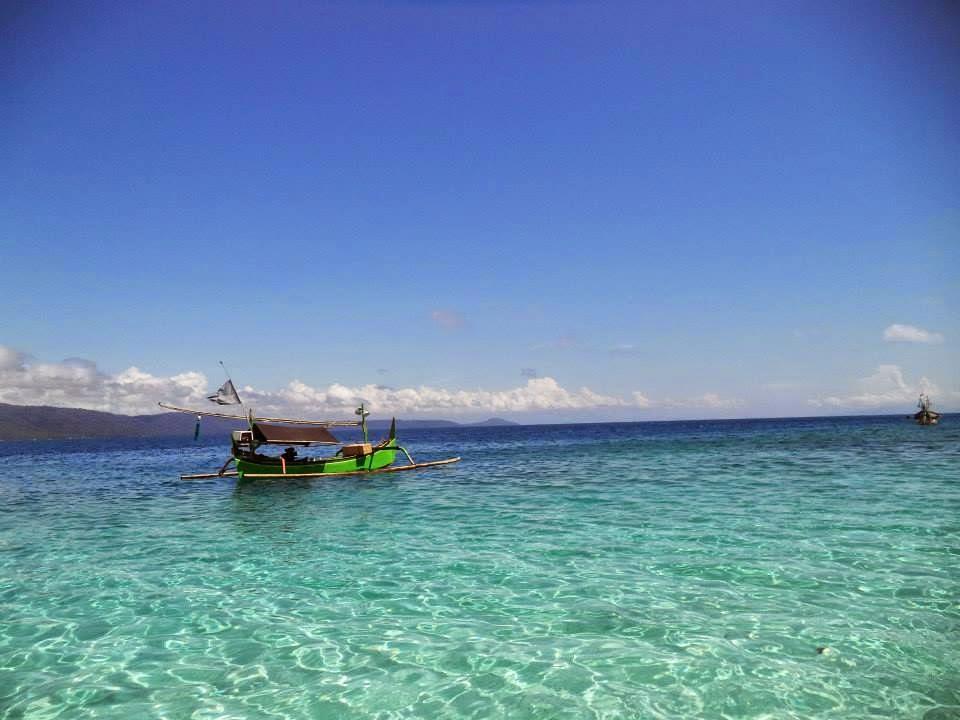Eksotisme Teluk Banyu Biru Alias Selanggrong Banyuwangi Bagus Kab