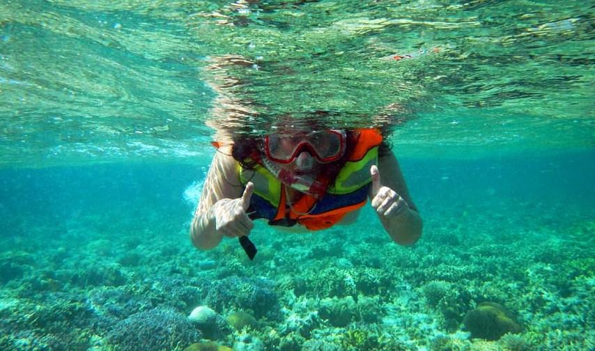 Harga Tiket Masuk Pantai Teluk Biru Banyuwangi Keren Wisata Kab