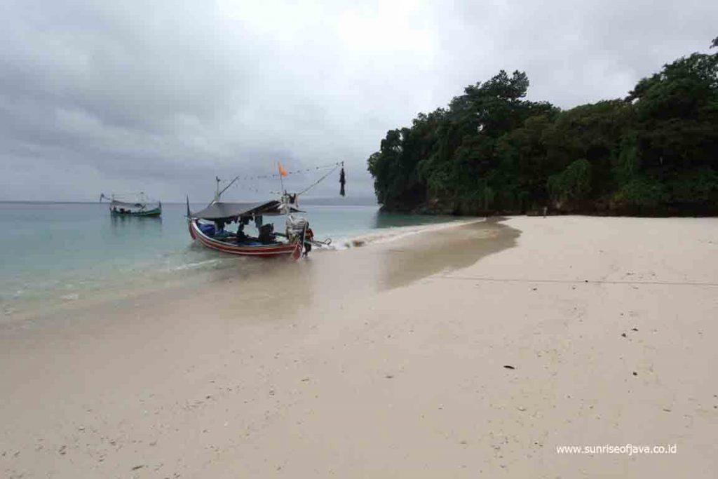 Paket Wisata Teluk Biru Surga Bawah Laut Banyuwangi Pesisir Pantai