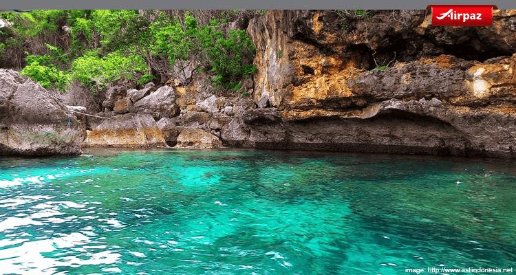 Surga Tersembunyi Teluk Biru Banyuwangi Airpaz Blog 1216 45 Kab
