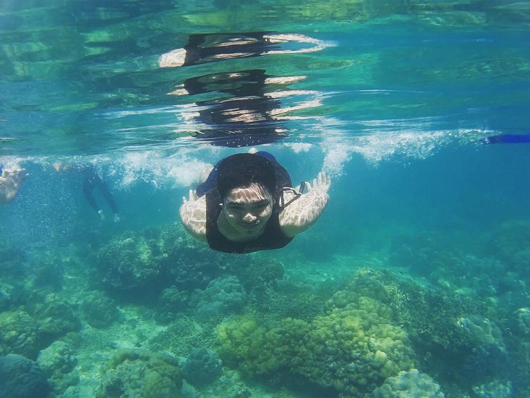 Teluk Biru Banyuwangi Surga Tersembunyi Tempat Snorkeling Favorit Kab