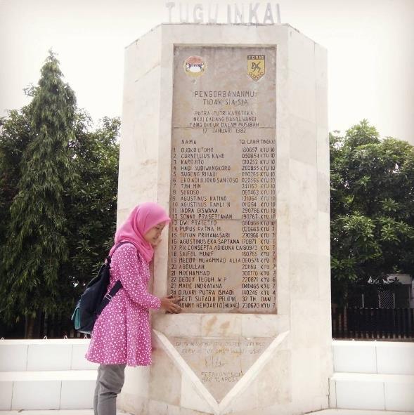 62 Tempat Wisata Banyuwangi Jawa Timur Terupdate Tugu Inkai Kab
