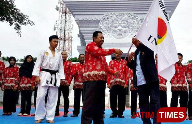 Basuki Rachmad Nahkoda Pengcab Inkai Banyuwangi Periode 2017 Ir Rachmat