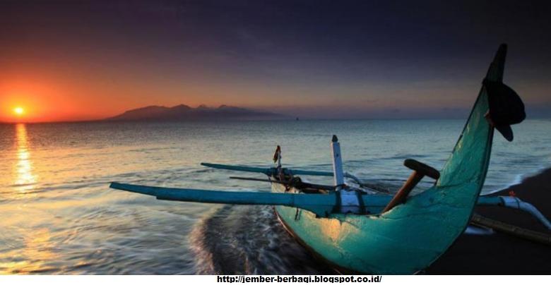 Indahnya Sunset Pantai Boom Banyuwangi Tugu Inkai Kab